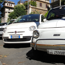 Streets of RomeJoin me on a visit to Rome to see what cars we might find parked along the kerb. I can tell you that the Fiat 500 is made for cities like Rome.