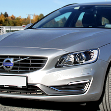 Volvo V60 D2It is not real premium, - nor a roomy stationwagon. Nevertheless, it has some good Volvo qualities.