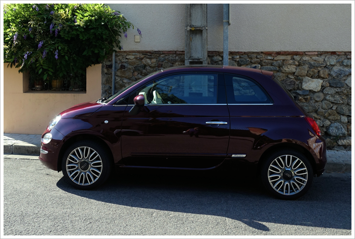 Fiat 500 In Vacation Mode Honest About Cars